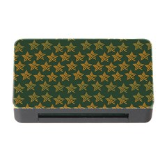Stars Pattern Background Memory Card Reader with CF