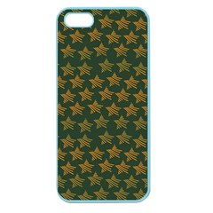 Stars Pattern Background Apple Seamless iPhone 5 Case (Color)