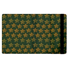 Stars Pattern Background Apple iPad 2 Flip Case