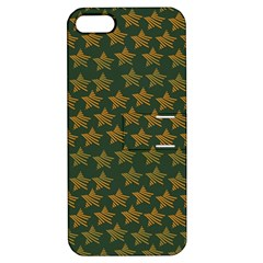 Stars Pattern Background Apple iPhone 5 Hardshell Case with Stand