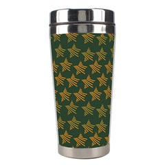 Stars Pattern Background Stainless Steel Travel Tumblers