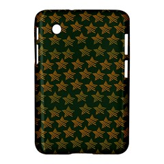 Stars Pattern Background Samsung Galaxy Tab 2 (7 ) P3100 Hardshell Case