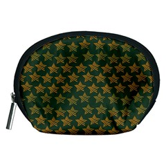Stars Pattern Background Accessory Pouches (medium)