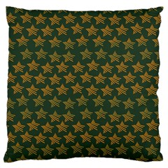 Stars Pattern Background Standard Flano Cushion Case (Two Sides)