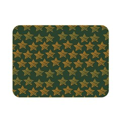 Stars Pattern Background Double Sided Flano Blanket (mini)