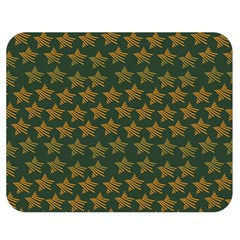 Stars Pattern Background Double Sided Flano Blanket (Medium)