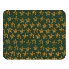 Stars Pattern Background Double Sided Flano Blanket (large)