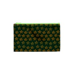 Stars Pattern Background Cosmetic Bag (xs)