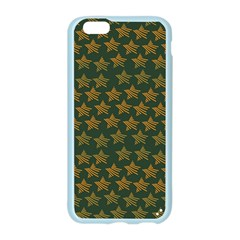 Stars Pattern Background Apple Seamless iPhone 6/6S Case (Color)