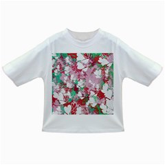 Confetti Hearts Digital Love Heart Background Pattern Infant/Toddler T-Shirts