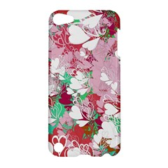 Confetti Hearts Digital Love Heart Background Pattern Apple Ipod Touch 5 Hardshell Case