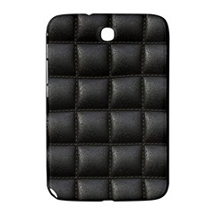 Black Cell Leather Retro Car Seat Textures Samsung Galaxy Note 8 0 N5100 Hardshell Case
