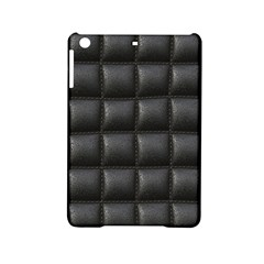 Black Cell Leather Retro Car Seat Textures Ipad Mini 2 Hardshell Cases