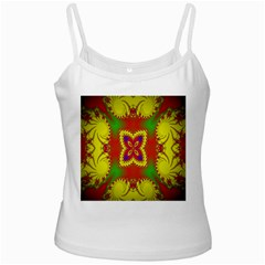 Digital Color Ornament Ladies Camisoles
