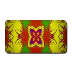 Digital Color Ornament Medium Bar Mats