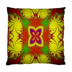 Digital Color Ornament Standard Cushion Case (one Side)