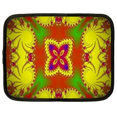 Digital Color Ornament Netbook Case (XL)