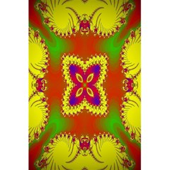 Digital Color Ornament 5 5  X 8 5  Notebooks