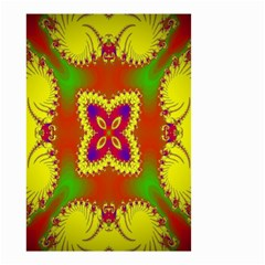 Digital Color Ornament Small Garden Flag (Two Sides)