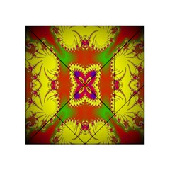 Digital Color Ornament Acrylic Tangram Puzzle (4  X 4 )