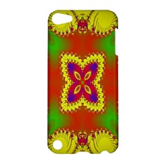 Digital Color Ornament Apple iPod Touch 5 Hardshell Case