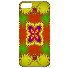 Digital Color Ornament Apple iPhone 5 Classic Hardshell Case