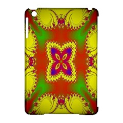 Digital Color Ornament Apple iPad Mini Hardshell Case (Compatible with Smart Cover)