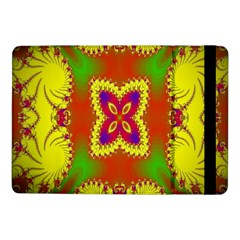 Digital Color Ornament Samsung Galaxy Tab Pro 10 1  Flip Case
