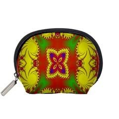 Digital Color Ornament Accessory Pouches (small)