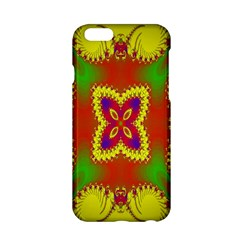 Digital Color Ornament Apple Iphone 6/6s Hardshell Case