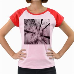Trees Without Leaves Women s Cap Sleeve T-Shirt