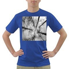Trees Without Leaves Dark T-Shirt