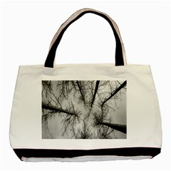 Trees Without Leaves Basic Tote Bag