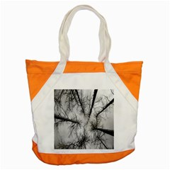 Trees Without Leaves Accent Tote Bag