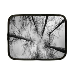 Trees Without Leaves Netbook Case (small)