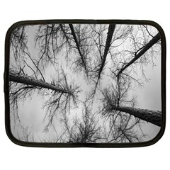 Trees Without Leaves Netbook Case (large)