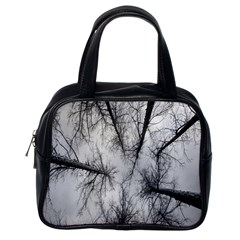 Trees Without Leaves Classic Handbags (one Side)