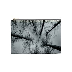 Trees Without Leaves Cosmetic Bag (Medium)