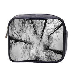 Trees Without Leaves Mini Toiletries Bag 2-Side