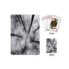 Trees Without Leaves Playing Cards (mini)