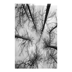Trees Without Leaves Shower Curtain 48  x 72  (Small)