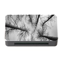 Trees Without Leaves Memory Card Reader with CF