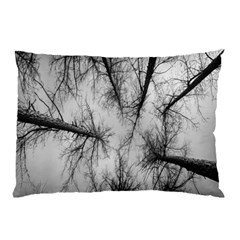 Trees Without Leaves Pillow Case (two Sides)