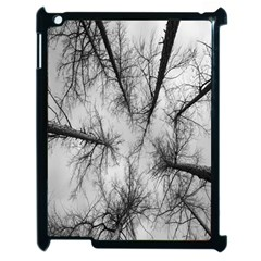 Trees Without Leaves Apple iPad 2 Case (Black)