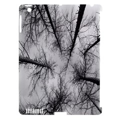 Trees Without Leaves Apple iPad 3/4 Hardshell Case (Compatible with Smart Cover)