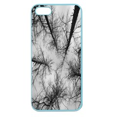 Trees Without Leaves Apple Seamless Iphone 5 Case (color)