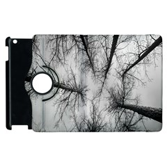 Trees Without Leaves Apple Ipad 2 Flip 360 Case