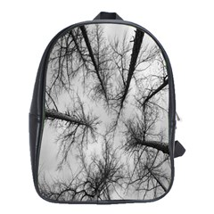 Trees Without Leaves School Bags (XL)