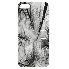 Trees Without Leaves Apple iPhone 5 Hardshell Case with Stand