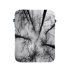Trees Without Leaves Apple iPad 2/3/4 Protective Soft Cases